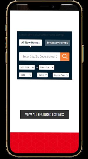 mobile responsive WordPress real estate web design