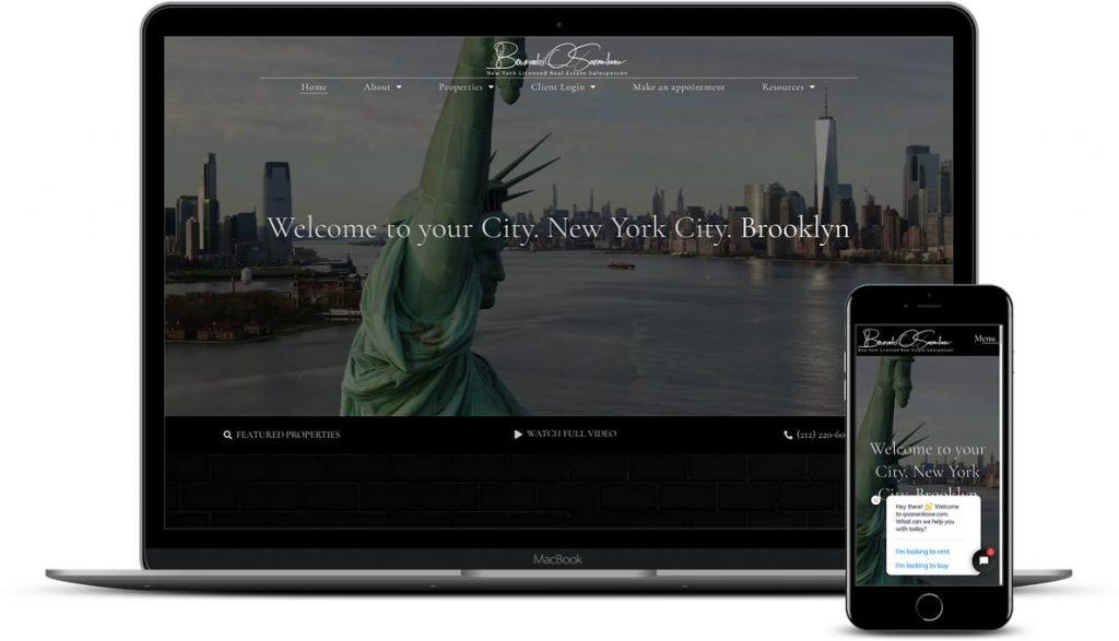 IDX web design