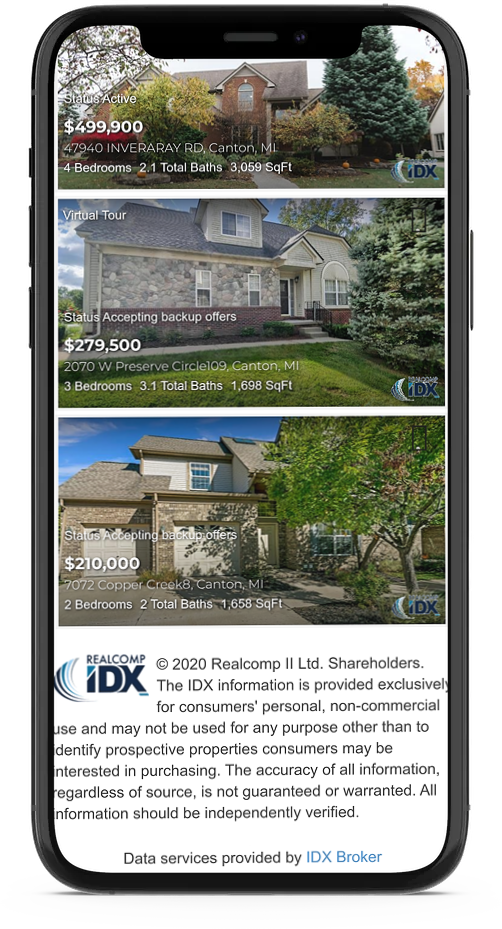 Mobile Responsive real estate web developers
