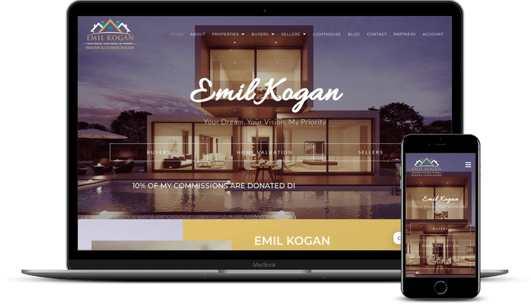 web-design-for-real-estate-agents